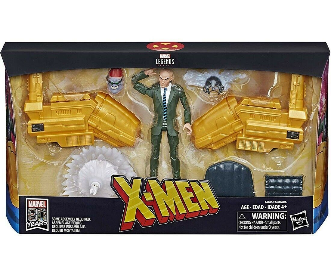 Marvel Legends Ultimate Legends Professor Charles Xavier with Hover Chair