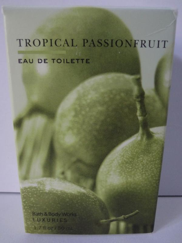 Bath & Body Works Luxuries Tropical Passionfruit Eau de Toilette 1.7 oz / 50 ml