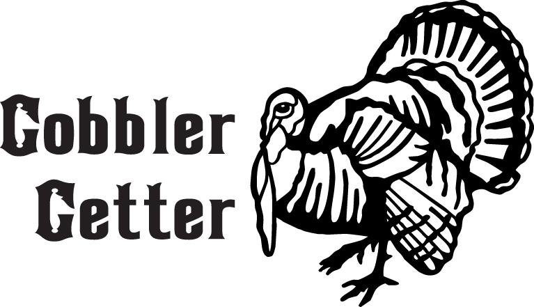 HUNT DECAL #HT5/ 82 GOBBLER GETTER TURKEY POULTRY DRUMSTICK CAR TRUCK AUTO SUV