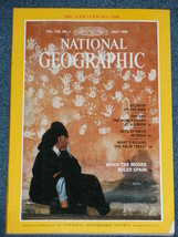 National Geographic Magazine- July 1988 - Vol. 174 - No 1  * - $13.50