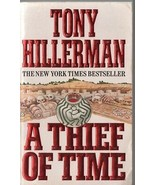 A Thief of Time - Tony Hillerman - PB - 1990 - Harper Collins - 0-06-100... - $0.97