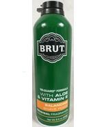 Brut Original Fragrance Tri-Guard Balancing Shave Foam Shaving Cream 9.5... - $24.70