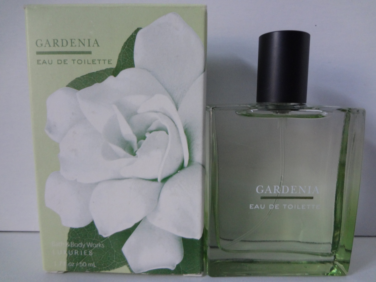 Bath & Body Works Luxuries Gardenia Eau de Toilette 1.7 fl oz / 50 ml