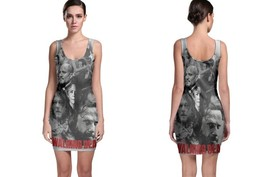 Walking Dead Comic Women's Sleevless Bodycon Dress - $21.80+