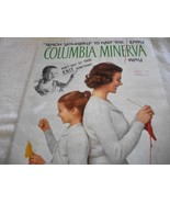 Teach Yourself To Knit The Easy Columbia Minerva Way Book 744 - $7.00