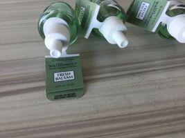 LOT 3 BATH BODY WORKS FRESH BALSAM HOME FRAGRANCE WALLFLOWERS REFILL BULBs CC image 3