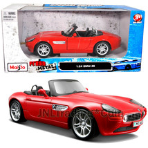 Maisto Special Edition Series 1:24 Scale Die Cast Car - Red Roadster BMW Z8 - $34.99