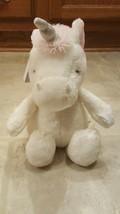 NWT Carter's Child of Mine Musical Unicorn Baby Small Soft Plush Stuffed Toy - $16.00