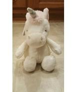 NWT Carter's Child of Mine Musical Unicorn Baby Small Soft Plush Stuffed... - $16.00