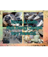 8 Powerful Sea Gems, High Energy Charged Shells... - $20.00