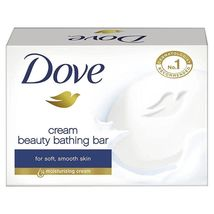 Dove Soap Cream Beauty Bathing Bar 50 gm For Soft, Smooth Skin **** image 3