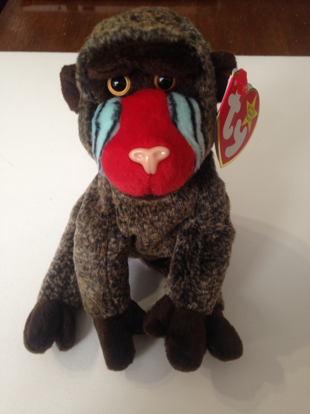 cfb4997bdcb Cheeks Beanie Baby Retired 1999 and 50 similar items. Img 5843