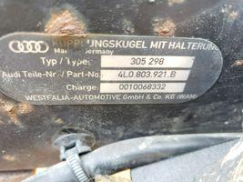07-15 Audi Q7 Westfalia Tow Towing Trailer Hitch Kit Module & Harness image 7