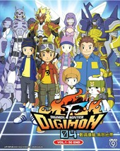 Digimon Frontier 04 Vol.1-50 End English Dubbed Ship From USA
