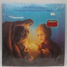 Vintage The Moody Blues Every Good Boy Deserves Favour Record Album Viny... - £4.58 GBP