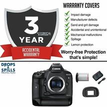 Canon EOS 1D X mark II 1 DX mk II DSLR Camera Body w/ 3yr Accidental Warranty - $4,814.74