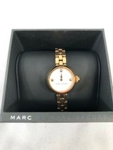NWT Marc Jacobs MJ3458 Courtney Rose Gold Watch - $100.00