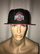 Nike Ohio State Buckeyes Woody Hayes Chalkboard OSU Snapback Hat Cap - $31.88