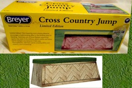 Breyer CROSS COUNTRY JUMP 1:9 Traditional Series 2067 Horse 019756020675... - $12.86