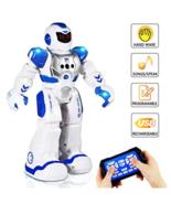 AILUKI RC Robot Toy ,Programmable Intelligent Sing Dance Walk Smart Robo... - $44.54