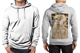 Faking It Limited Classic Hoodie Men White - $39.99