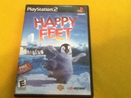 Happy Feet (Sony PlayStation 2, 2006)Playstation 2 - Includes game and case - $7.00