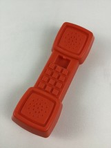 Fisher Price Phone Kitchen Red Replacement Toy Telephone Fun with Food V... - $11.83