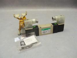 Valve 4KB329-M1L CKD Pneumatic Solenoid Valve DC24V 0.1-0.7 MPa - $250.18