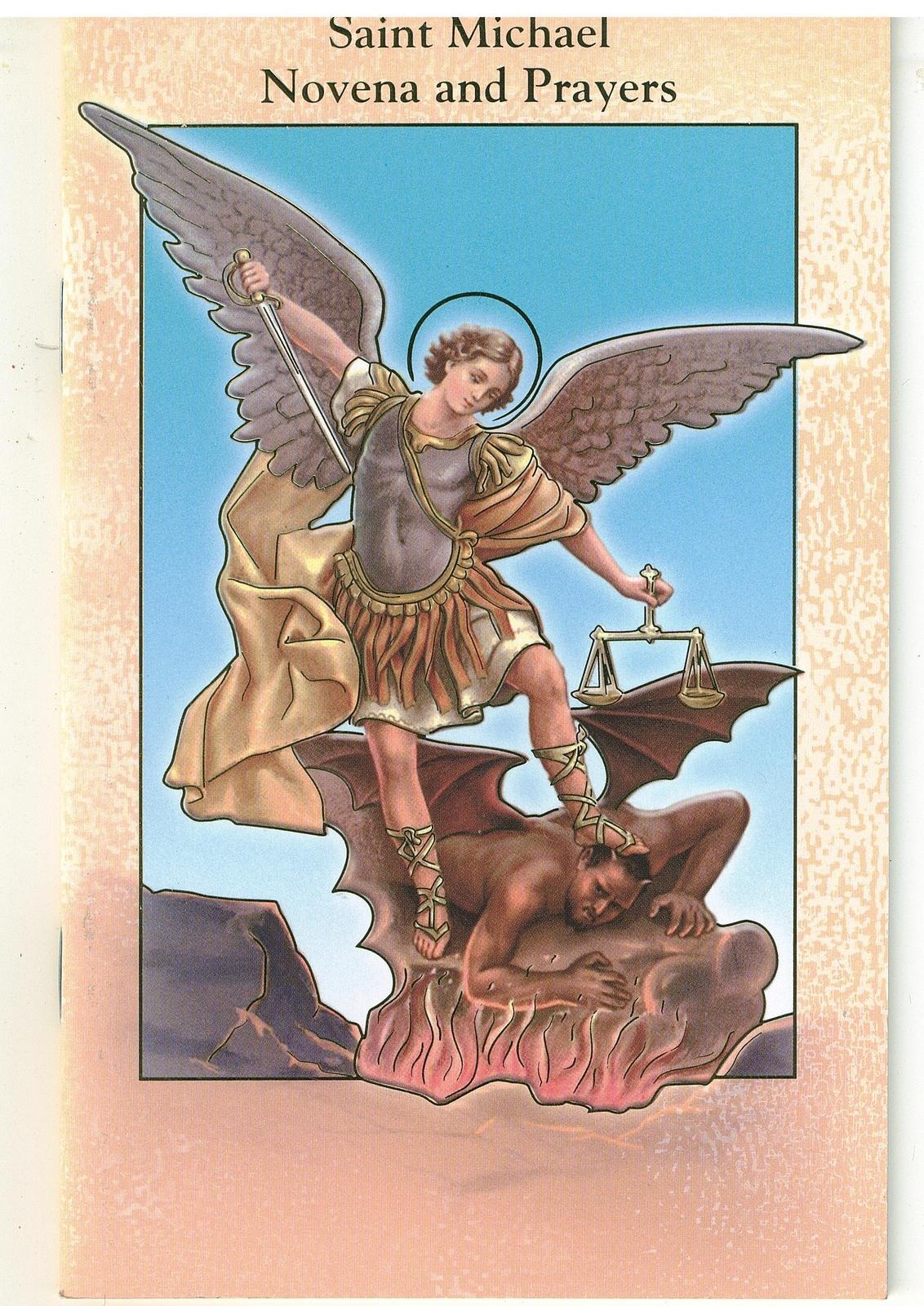 Saint michael novena and prayers 20440 001