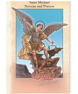 Saint Michael Novena and Prayers - $3.95