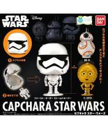 Star Wars CapChara Mini Figure Collection - $11.99+