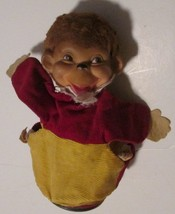 """Vintage Monkey Rubber Face Toy 9"""", Ideal Toy Corp Made In Usa - $44.99"""