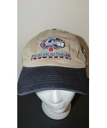 Colorado 2001 NHL Hockey All Star Game Zephyr Hat NWT khaki & blue - $9.89