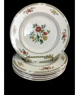 Royal Doulton Kingswood Fine China Dinnerware Salad Plates 1976 England ... - $56.06