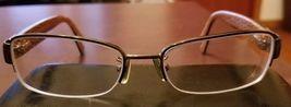 Coach Cecily HC5027B Rx eyeglass frames dark tortoise brown 52-17-135 8252 - $20.00