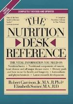 Nutrition Desk Reference Third Edition Paperback NM Health Fitness Food - $7.64
