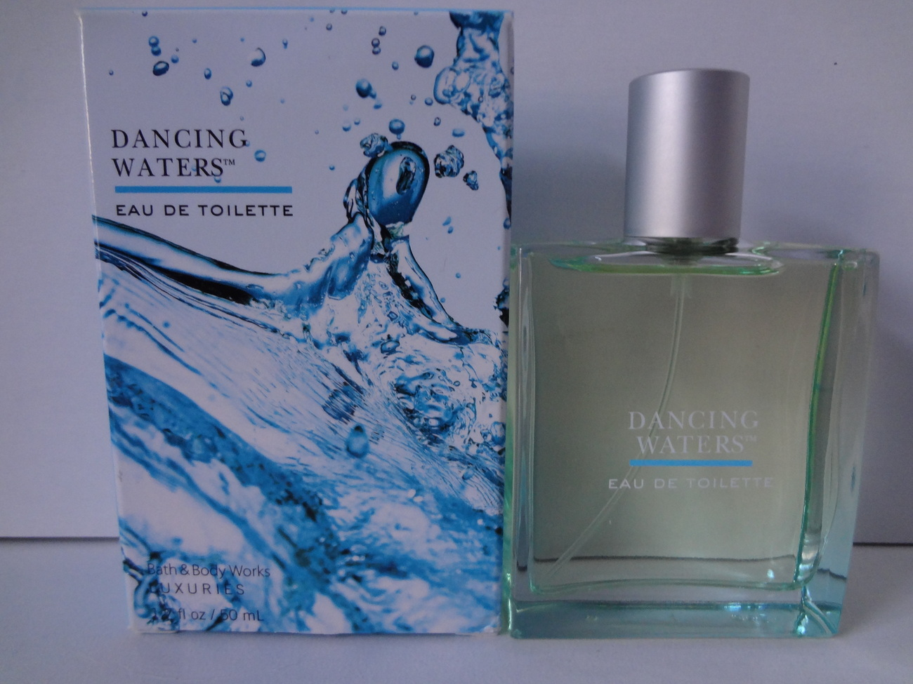 Bath & Body Works Luxuries Dancing Waters Eau de Toilette 1.7 fl oz / 50 ml