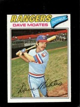 1977 TOPPS #588 DAVE MOATES NM RANGERS  *X3824 - $1.24