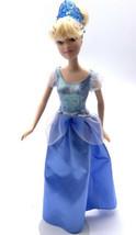 "Disney Princess Cinderella Doll 12"" 2005 - $9.90"