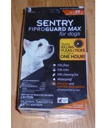 Sentry Fiproguard Max for Dogs or Puppies Up To 22 lbs 6 Applications Fl... - $41.13