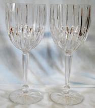 "Mikasa Lexington Avenue 9"" Water Wine Goblet Stem, Set of 2 - $50.38"
