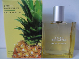 Bath & Body Works Luxuries Fresh Pineapple Eau De Toilette 1.7 fl oz / 5... - $101.00