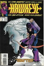 Hawkeye Comic Book Second Series #1 Marvel Comics 1994 VERY FINE - $3.25