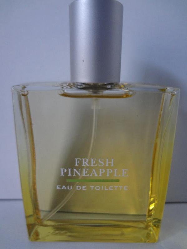 Bath & Body Works Luxuries Fresh Pineapple Eau De Toilette 1.7 fl oz / 50 ml