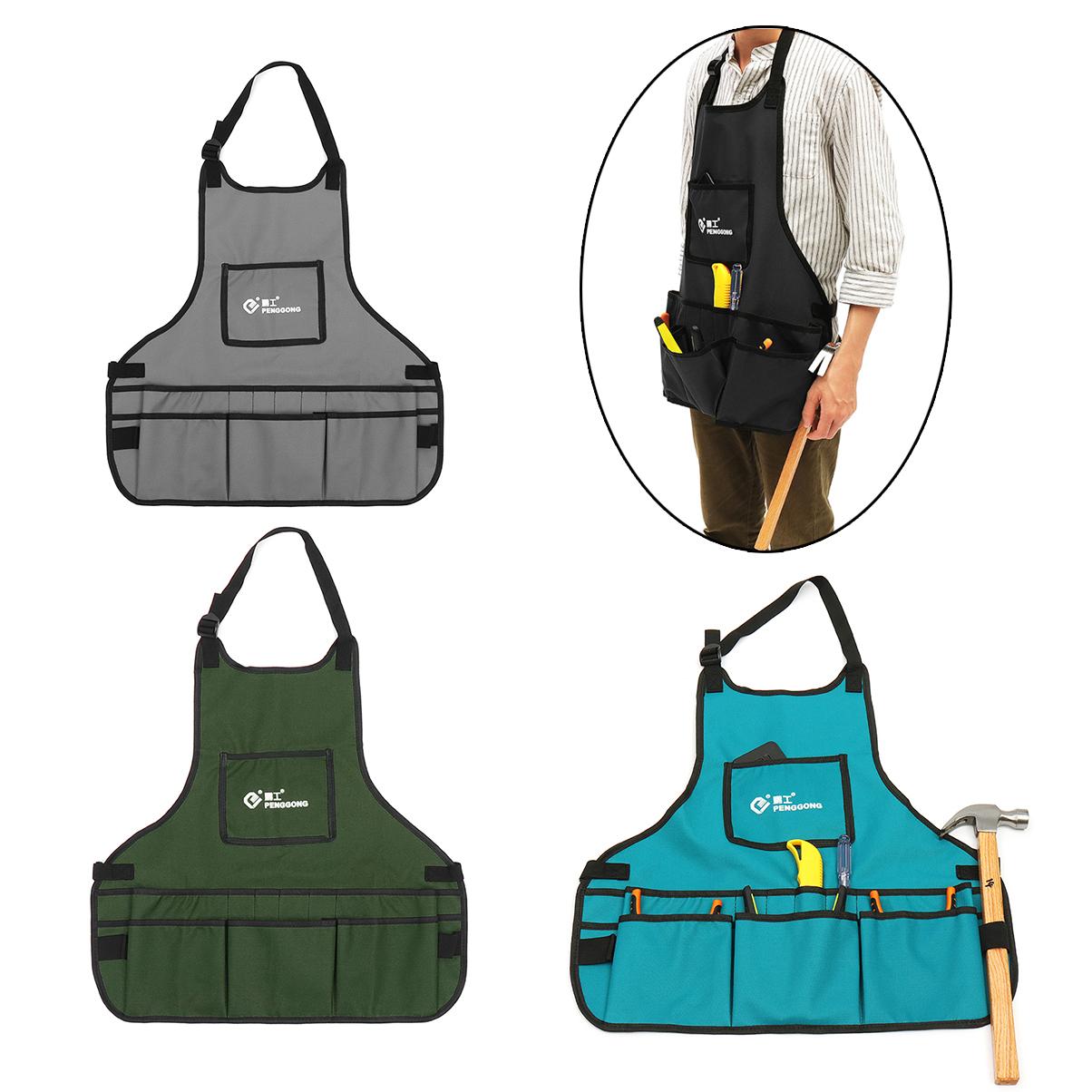Electrician Tool Bags Multifunction Carpenter Construction Repair Tool Belt Bag