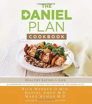 The Daniel Plan Cookbook: Healthy Eating for Life [Hardcover] Warren, Ri... - $9.36