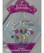 DISNEY Jewels CINDERELLA Bracelet Ring Set NEW Girls Toy Jewelry lot of 3 - $12.00