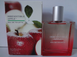 Bath & Body Works Luxuries Irresistible Apple Eau de Toilette 1.7 fl oz ... - $62.00