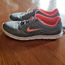 Nike Running Shoes Grey and Lava - 677136-061 - Size 8.5 - $19.99