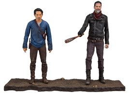 Negan and Glenn 5 Inch Poseable Figure Set from The Walking Dead 14618 - $63.61
